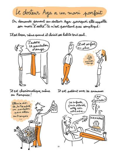 Page 6 La vraie vie docteur aga