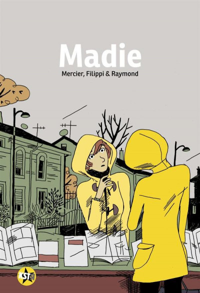 Couverture Madie