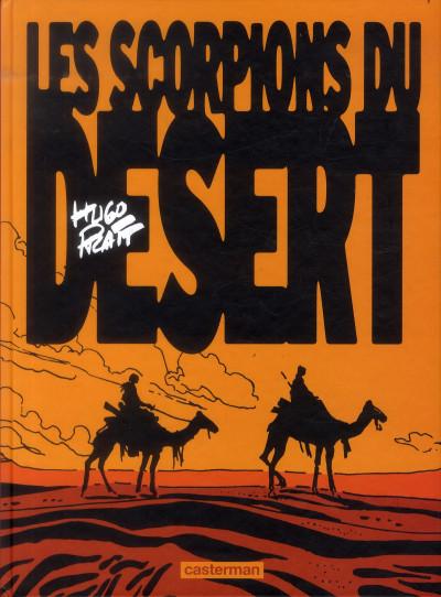 Couverture Les scorpions du désert tome 1 (ne10)