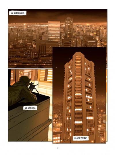 Page 1 Le tueur tome 8 - L'ordre naturel des choses