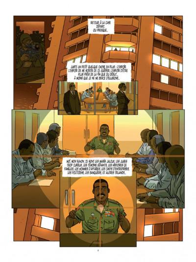Page 2 Le tueur tome 8 - L'ordre naturel des choses