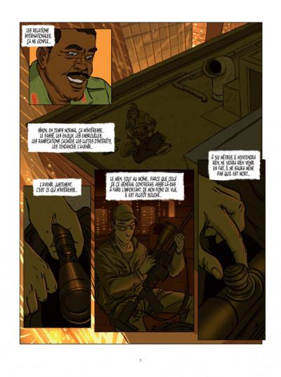 Page 3 Le tueur tome 8 - L'ordre naturel des choses
