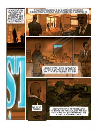 Page 4 Le tueur tome 8 - L'ordre naturel des choses