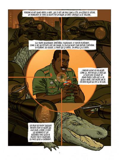 Page 5 Le tueur tome 8 - L'ordre naturel des choses