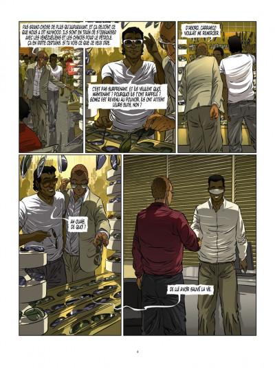 Page 2 Le tueur tome 9 - concurrence déloyale