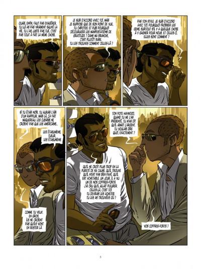 Page 3 Le tueur tome 9 - concurrence déloyale