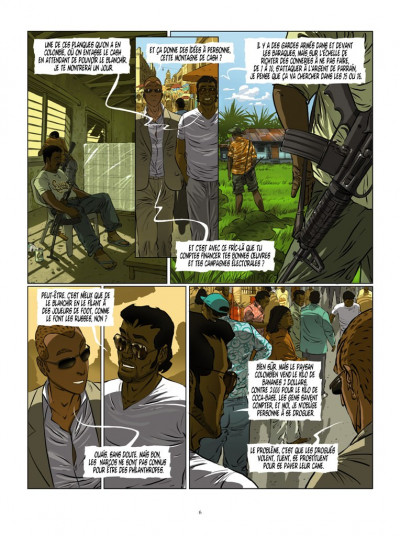 Page 4 Le tueur tome 9 - concurrence déloyale