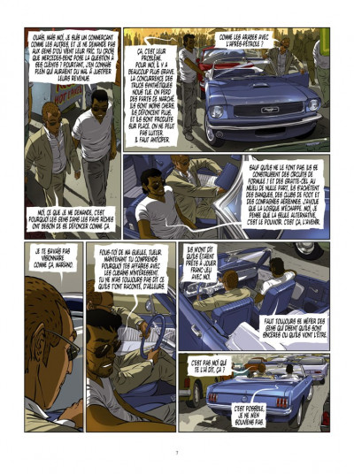 Page 5 Le tueur tome 9 - concurrence déloyale