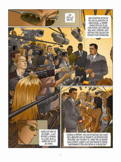 Page 1 Le tueur tome 10 - le coeur à l'ouvrage
