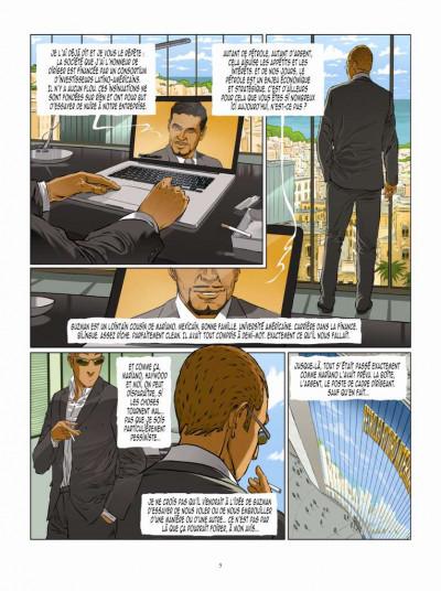 Page 3 Le tueur tome 10 - le coeur à l'ouvrage