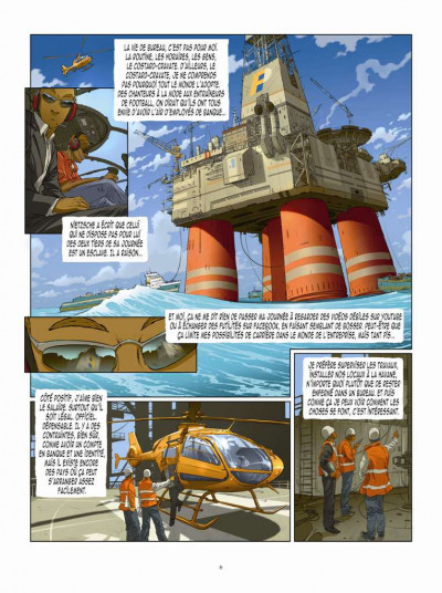 Page 4 Le tueur tome 10 - le coeur à l'ouvrage