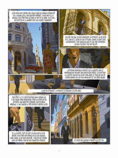 Page 5 Le tueur tome 10 - le coeur à l'ouvrage
