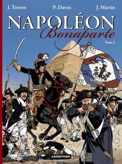 Couverture Napoléon Bonaparte tome 2
