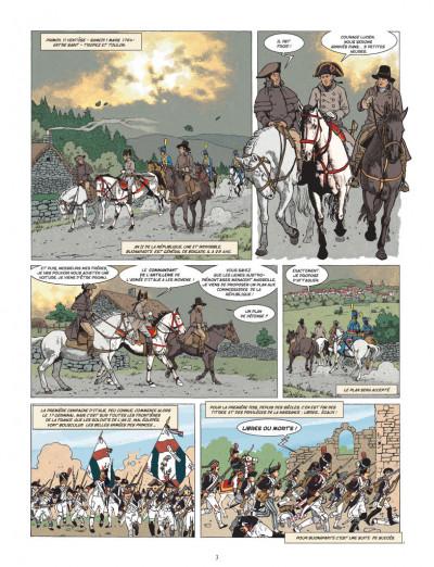 Page 1 Napoléon Bonaparte tome 2