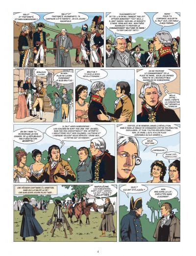 Page 2 Napoléon Bonaparte tome 2