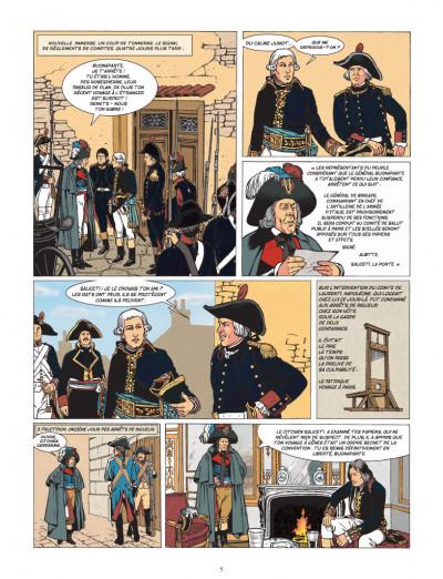 Page 3 Napoléon Bonaparte tome 2