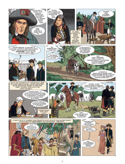 Page 4 Napoléon Bonaparte tome 2