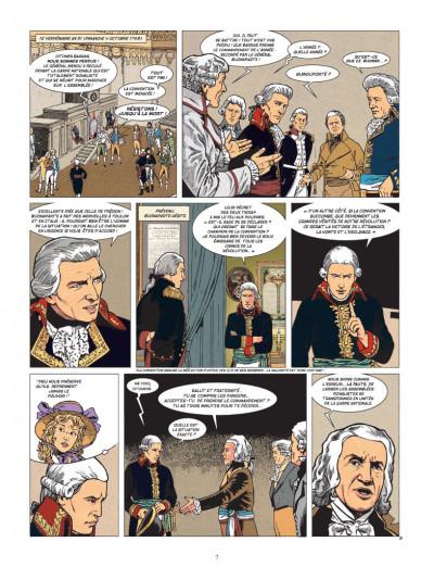 Page 5 Napoléon Bonaparte tome 2
