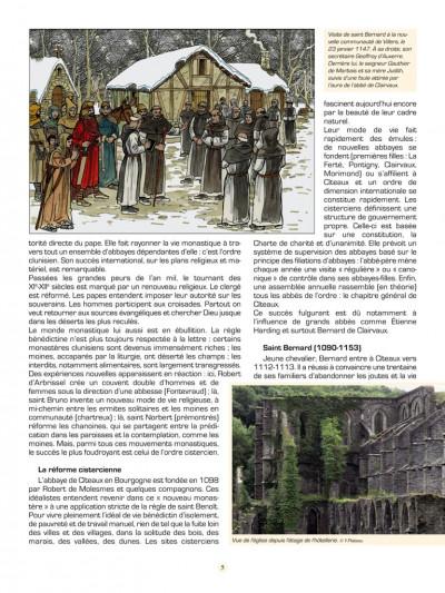 Page 2 Les voyages de Jhen tome 13 - l'abbaye de Villers