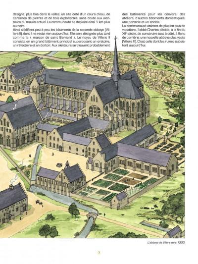 Page 4 Les voyages de Jhen tome 13 - l'abbaye de Villers