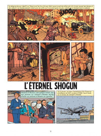 Page 1 Lefranc tome 23
