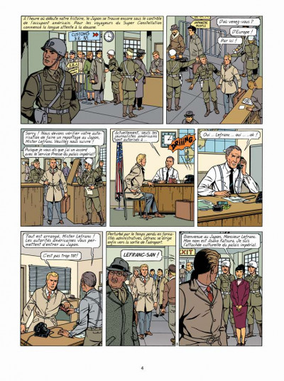 Page 2 Lefranc tome 23