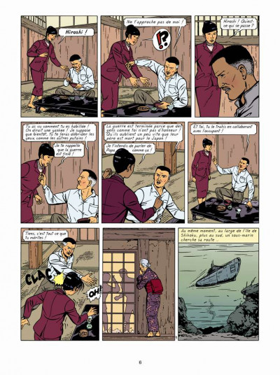 Page 4 Lefranc tome 23