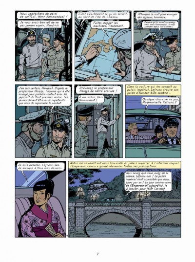 Page 5 Lefranc tome 23