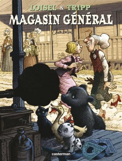 image de Magasin général tome 7 - Charleston