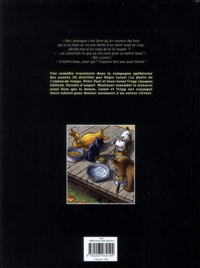 Dos Magasin général tome 7