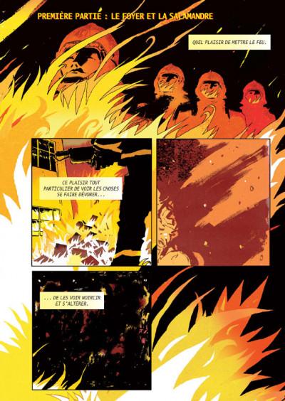 Book'in - Fahrenheit 451 de Ray Bradbury  9782203032941_p_2