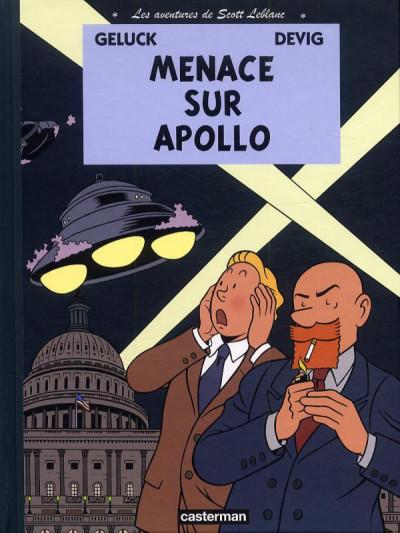 Page 9 Les aventures de Scott Leblanc tome 2 - menace sur Apollo