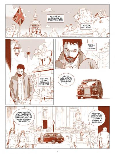 Page 4 Londres Santorin aller-retour