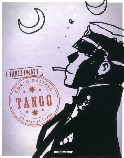 image de Corto Maltese tome 10 - tango (n&b)