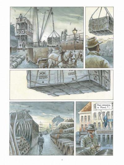 Page 2 Africa dreams tome 2 - Dix volontaires sont arrivés enchaînés