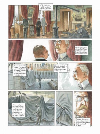 Page 1 Africa dreams tome 2 - Dix volontaires sont arrivés enchaînés