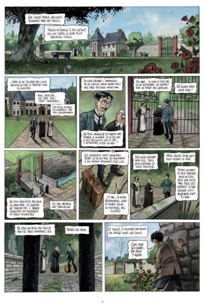 Page 3 La guerre des Lulus tome 1