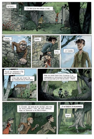 Page 4 La guerre des Lulus tome 1