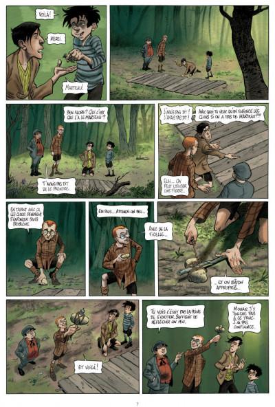 Page 5 La guerre des Lulus tome 1