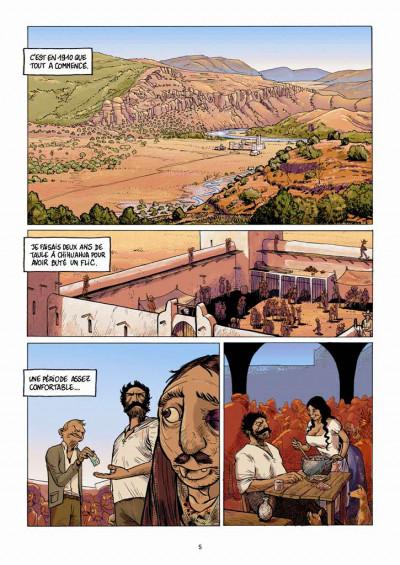 Page 1 Les amis de Pancho Villa