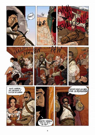 Page 4 Les amis de Pancho Villa