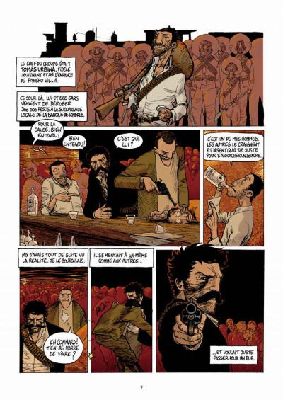 Page 5 Les amis de Pancho Villa