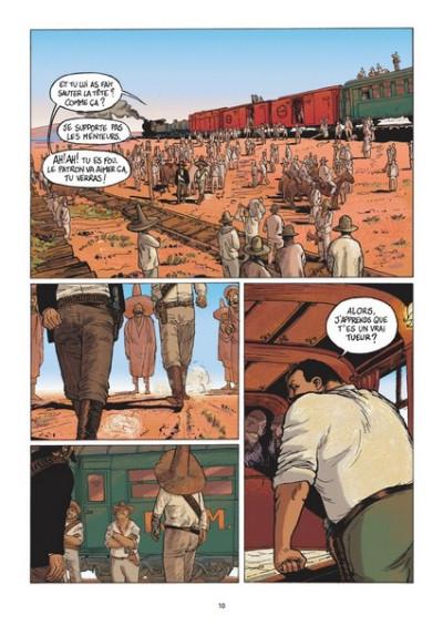 Page 6 Les amis de Pancho Villa