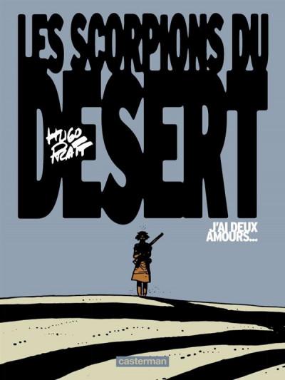 Couverture Les scorpions du désert tome 2 (nouvelle édition)