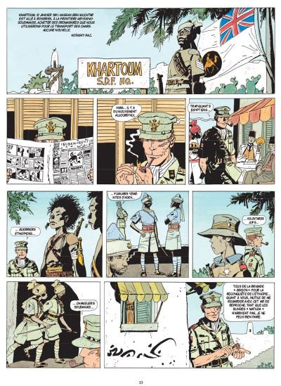 Page 1 Les scorpions du désert tome 2 (nouvelle édition)