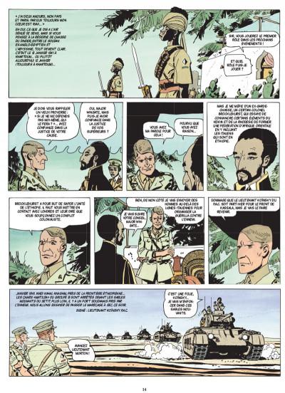 Page 2 Les scorpions du désert tome 2 (nouvelle édition)