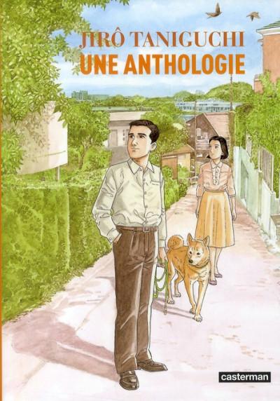 image de Jiro taniguchi, une anthologie