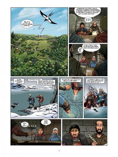 Page 1 Kaamelott tome 5 - le serpent géant du lac de l'ombre