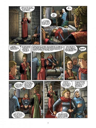Page 2 Kaamelott tome 5 - le serpent géant du lac de l'ombre