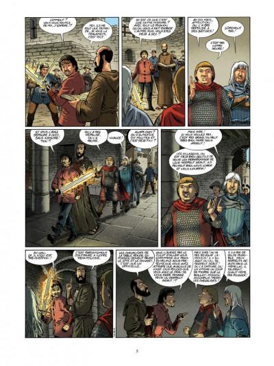 Page 3 Kaamelott tome 5 - le serpent géant du lac de l'ombre